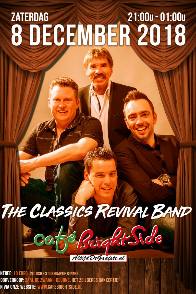 The Classics Revival Band