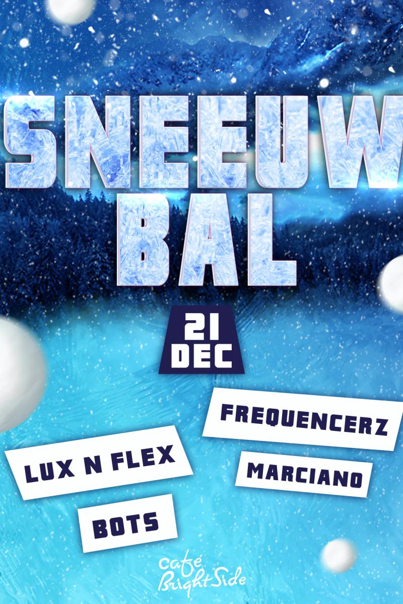 Sneeuwbal - 21 december 2019